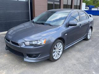 Used 2008 Mitsubishi Lancer GTS for sale in Hamilton, ON