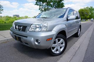 Used 2006 Nissan X-Trail 1 OWNER / BONAVISTA EDITION / NO ACCIDENTS / LOCAL for sale in Etobicoke, ON