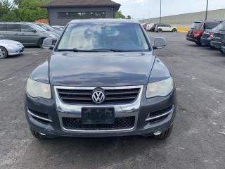 Used 2008 Volkswagen Touareg Comfortline for sale in Hamilton, ON
