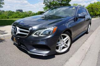 Used 2014 Mercedes-Benz E-Class 1 OWNER / 7 PASSENGER / LOCAL CAR / GORGEOUS COMBO for sale in Etobicoke, ON