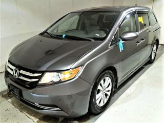 Used 2015 Honda Odyssey EX-L.Navi.8Pass.Leather.Roof.ParkAssist.PowerDoors for sale in Kitchener, ON