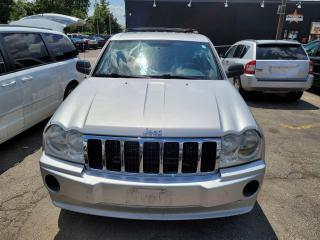Used 2006 Jeep Grand Cherokee Laredo for sale in Milton, ON