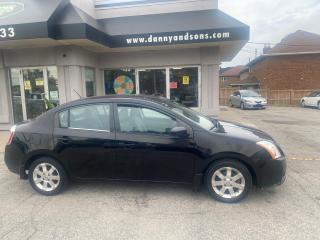 Used 2008 Nissan Sentra AS-IS for sale in Mississauga, ON