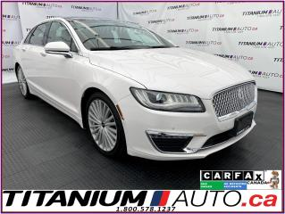 Used 2017 Lincoln MKZ Reserve+AWD+Pano Roof+Full Safety PKG+Cooled Seats for sale in London, ON