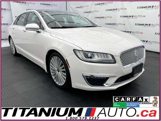 2017 Lincoln MKZ PENDING SALE+Reserve+AWD+Pano Roof+Safety PKG+Cool