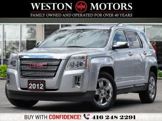 Used 2012 GMC Terrain *3.0L*SUNROOF*REVCAM!!* for sale in Toronto, ON