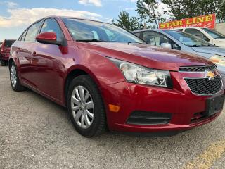 Used 2011 Chevrolet Cruze LT Turbo w/1SA for sale in Pickering, ON