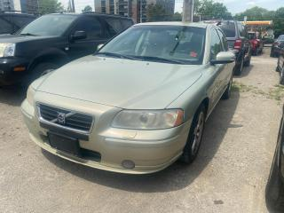 Used 2007 Volvo S60 AS-IS for sale in Mississauga, ON