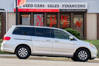 Used 2009 Honda Odyssey EX-L | 8 Seater | Leather | Roof | Cam | Alloys for sale in Oshawa, ON