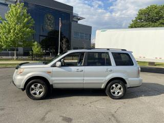 Used 2007 Honda Pilot EX-L, 8 Pass, AWD, Leather, Sunroof, Auto, for sale in Toronto, ON