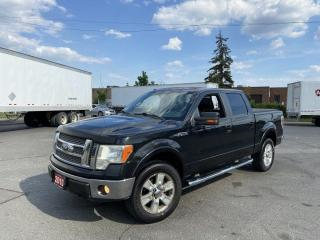 Used 2010 Ford F-150 Lariat, 4X4, Leather, Sunroof, Crew Cab, for sale in Toronto, ON