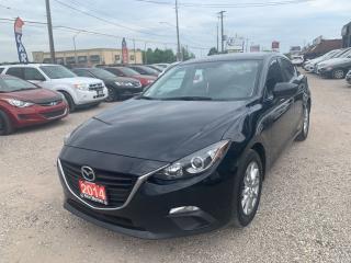 Used 2014 Mazda MAZDA3 GS-SKY,Navigation for sale in Hamilton, ON