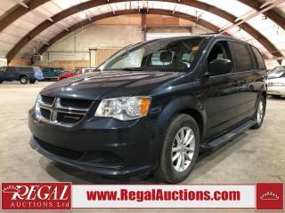 Used 2014 Dodge Grand Caravan CVP for sale in Calgary, AB