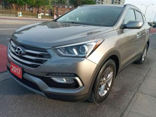 Used 2017 Hyundai Santa Fe Sport EXTRA CLEAN-BK UP CAM-BLUETOOTH-AUX-USB-ALLOYS for sale in Scarborough, ON