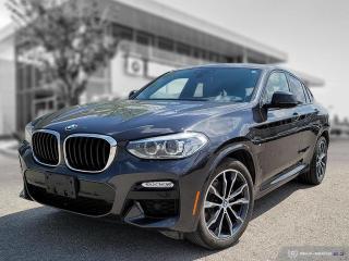 Used 2019 BMW X4 xDrive30i M Sport! Enhanced! for sale in Winnipeg, MB