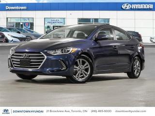 Used 2018 Hyundai Elantra for sale in Toronto, ON