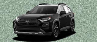 New 2021 Toyota RAV4 TRAIL AWD for sale in Pickering, ON