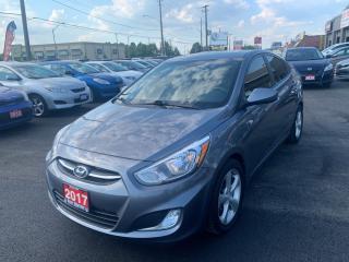 Used 2017 Hyundai Accent SE for sale in Hamilton, ON