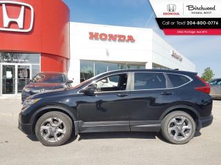 Used 2018 Honda CR-V EX Just Landed! - Apple CarPlay - Android Auto - Heated Seats for sale in Winnipeg, MB