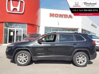 Used 2015 Jeep Cherokee North for sale in Winnipeg, MB