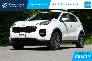 Used 2018 Kia Sportage EX *LEATHER* *CARPLAY* *ANDROID AUTO* *POWER SEAT* *HEATED SEATS* *HEATED WHEEL* for sale in Surrey, BC