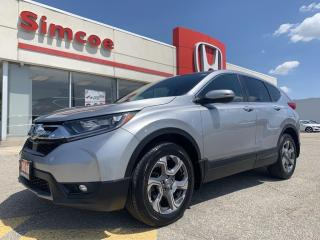 Used 2018 Honda CR-V EX-L for sale in Simcoe, ON