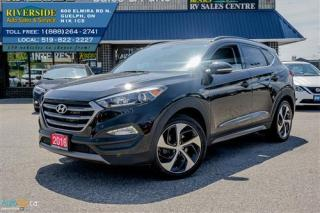 Used 2016 Hyundai Tucson Limited for sale in Guelph, ON