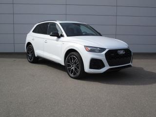 New 2021 Audi Q5 45 Progressiv for sale in Regina, SK