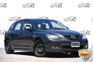 Used 2007 Mazda MAZDA3 AS TRADED | GS | MANUAL | AC | 2 SETS OF TIRES | for sale in Kitchener, ON