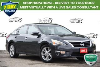 Used 2013 Nissan Altima 2.5 SV LEATHER   MOONROOF for sale in Kitchener, ON