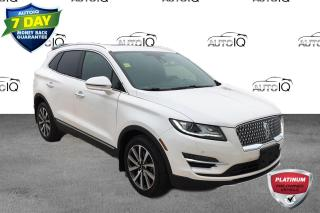 Used 2019 Lincoln MKC AWD RESERVE for sale in Sault Ste. Marie, ON