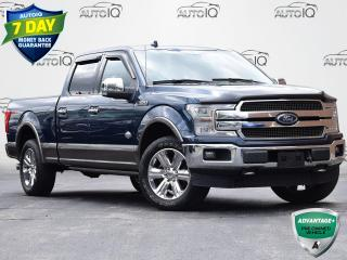 Used 2018 Ford F-150 King Ranch 4WD | 3.5L V6 | POWER SEATS | CLASS IV TRAILER HITCH RECEIVER | FX4 OFF-ROAD PACKAGE | POWER ADJUSTA for sale in Waterloo, ON