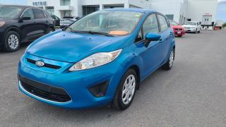 Used 2012 Ford Fiesta 5dr HB SE for sale in Kingston, ON