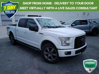 Used 2016 Ford F-150 XLT | CLEAN CARFAX | SPORT | RUNNING BOARDS | FX4 PKG | TRAILER PKG | for sale in Barrie, ON