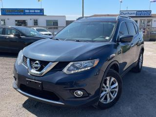 Used 2016 Nissan Rogue SV for sale in Whitby, ON