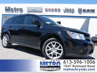 Used 2015 Dodge Journey Limited V6 DVD Player for sale in Ottawa, ON