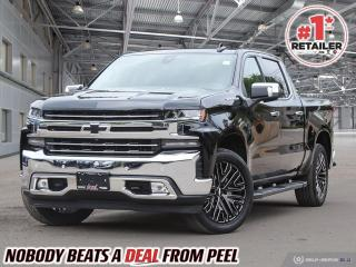Used 2019 Chevrolet Silverado 1500 LTZ for sale in Mississauga, ON