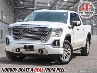 Used 2019 GMC Sierra 1500 Denali for sale in Mississauga, ON