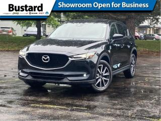 Used 2018 Mazda CX-5 GT AWD | SUNROOF | NAV for sale in Waterloo, ON
