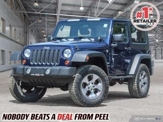 Used 2013 Jeep Wrangler SPORT for sale in Mississauga, ON