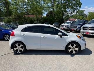 Used 2013 Kia Rio EX! LEATHER! POWER ROOF! for sale in Aylmer, ON
