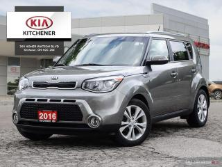 Used 2016 Kia Soul EX + for sale in Kitchener, ON