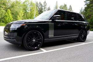 Used 2018 Land Rover Range Rover Autobiography LWB 4WD for sale in Vancouver, BC