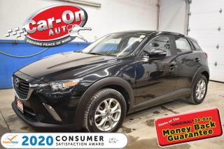 Used 2018 Mazda CX-3 AWD GS-L | LEATHER | HEATED SEATS & STEERING | ALL for sale in Ottawa, ON