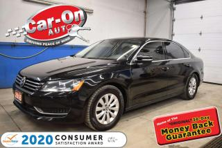 Used 2015 Volkswagen Passat AUTO | CRUISE | HEATED SEATS | DUAL CLIMATE CONTRO for sale in Ottawa, ON