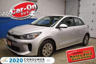 Used 2018 Kia Rio 5-Door HATCHBACK | LOW KMS | HEATED LEATHER STEERING | RE for sale in Ottawa, ON