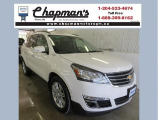 Used 2014 Chevrolet Traverse 1LT Remote Start, Heated Seats, Rear Vision Camera for sale in Killarney, MB
