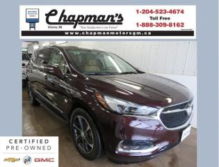Used 2019 Buick Enclave Premium Remote Start, Dual Panel Moonroof, Heated & Ventilated Front Seats for sale in Killarney, MB