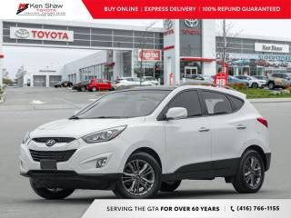 Used 2014 Hyundai Tucson for sale in Toronto, ON
