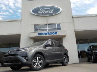 Used 2017 Toyota RAV4 XLE for sale in Mount Brydges, ON